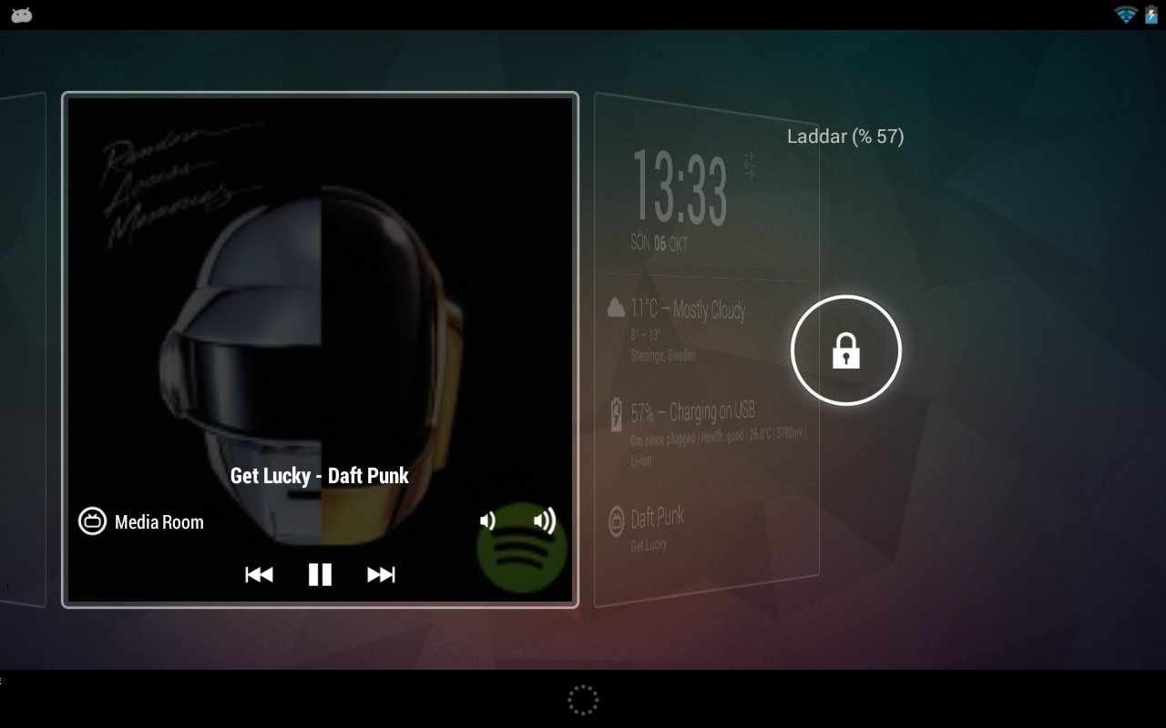 Sonos Widget Pro - screenshot