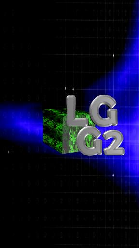 Lg G2 Cube 3d Live wallpaper