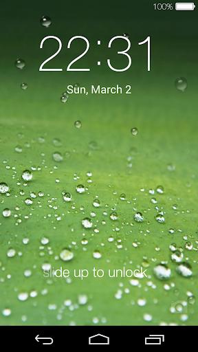Lock screen(live wallpaper) 4.8.7 screenshots 16