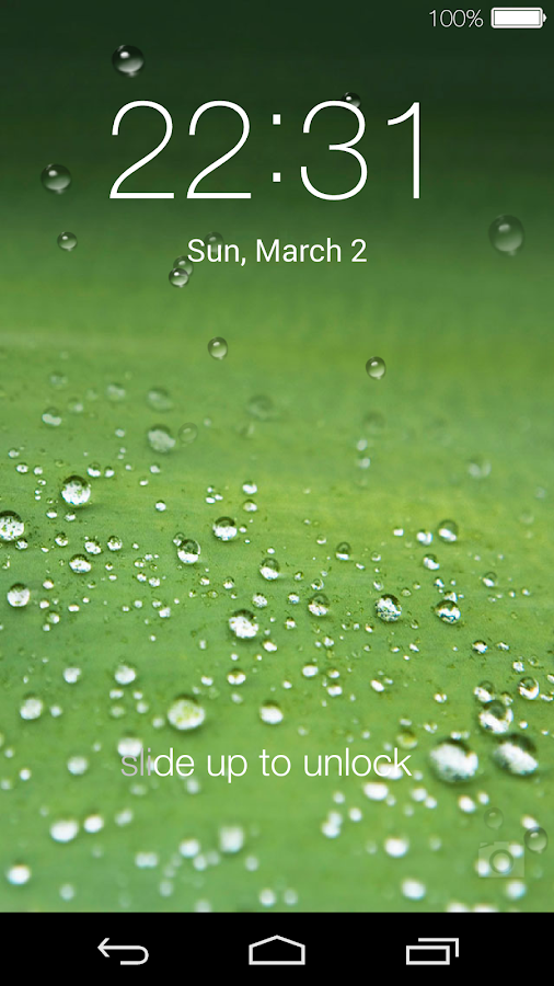 live wallpaper lock screen samsung galaxy s4