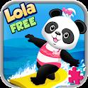 Lolas Strandpuzzle Lite icon