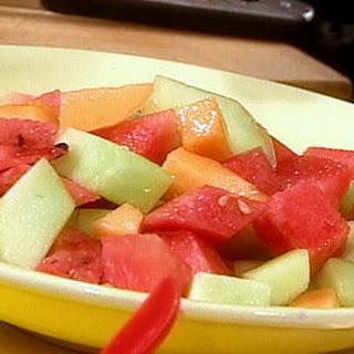 Margarita Melon Salad