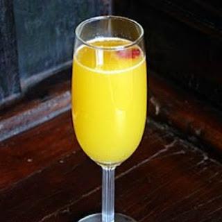 Morning Mimosas.