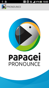 papagei PRONOUNCE screenshot