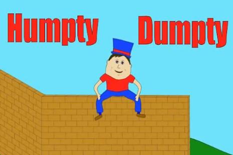 Humpty Dumpty Kids Rhyme - μικρογραφία στιγμιότυπου οθόνης ... dc925367359