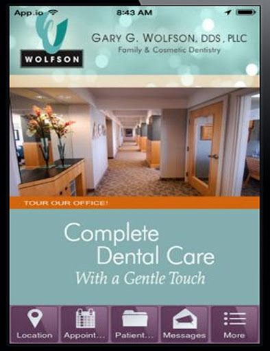 【免費醫療App】Wolfson Dental-APP點子