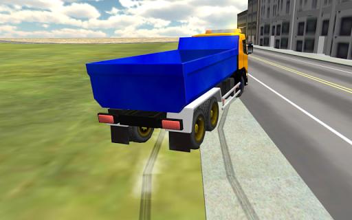 City Truck Driving Simulator