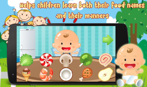 Feed the Baby 2 - Home Play