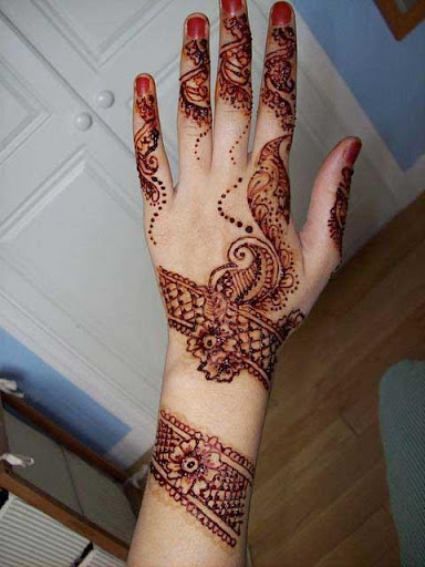 Best Mehndi Design 2015 Free