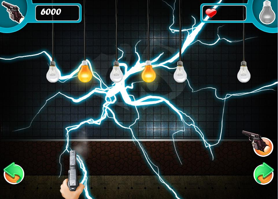 Bulb Shooter HD - screenshot