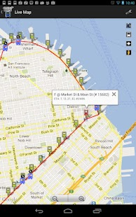 Ultimate NextBus Tracker LITE- screenshot thumbnail