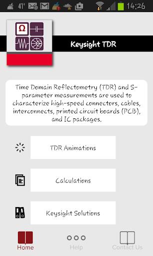 Keysight TDR