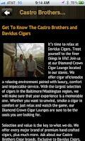Screenshot of Davidus Cigars