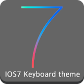 Q2, Go keyboard ios7 Black