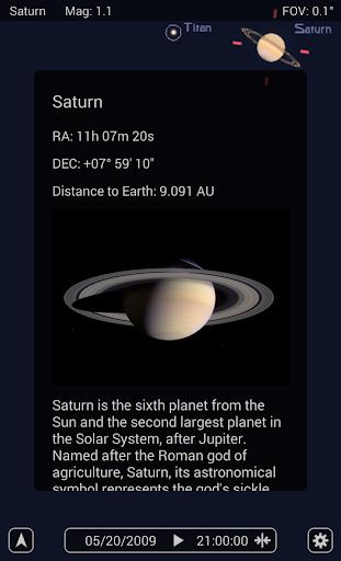 Star Rover - Stargazing Guide  screenshots 6
