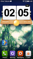 Screenshot of XWidget