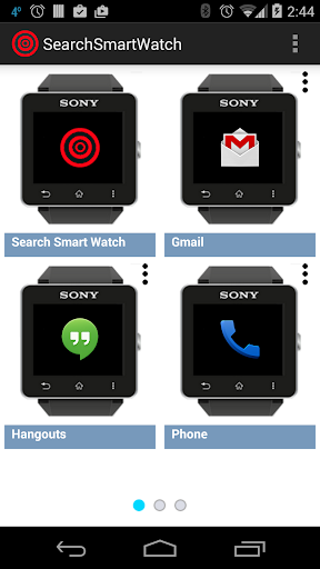 Search Sony Smart watch