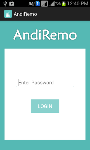 AndiRemo Android Remote