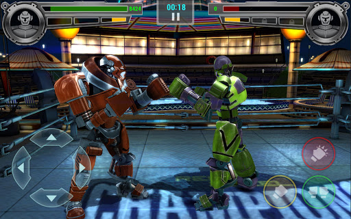 Real Steel Champions для планшетов на Android