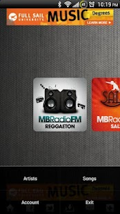 MBRadio.FM - screenshot thumbnail