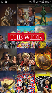 The Week - screenshot thumbnail