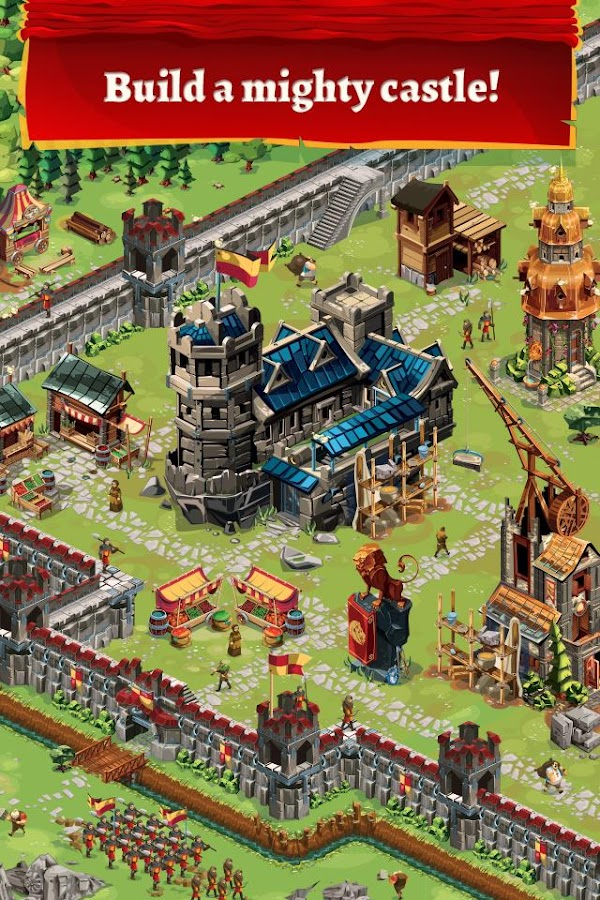Empire: Four Kingdoms - screenshot