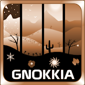 GOSMS Old Season theme Gnokkia