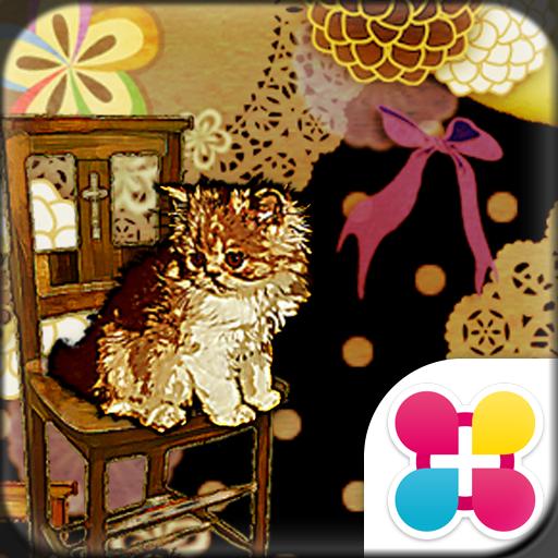 猫の和風ガーリー壁紙 moderncat Icon