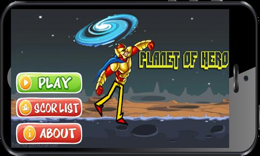 Planet Of Hero