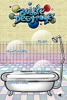 Screenshot of Bubble Destroyer