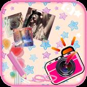 Photo Collage frame edtior