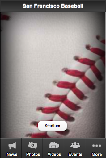 San Francisco Baseball Fan