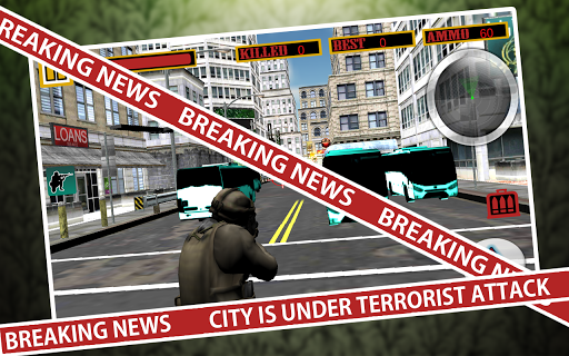 Crime City Police Revenge