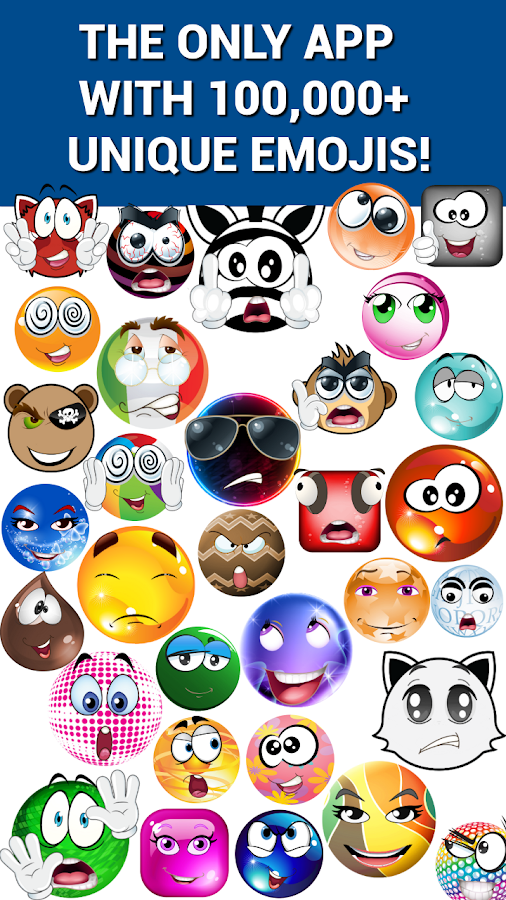 Smiley Creator Free For Emoji - screenshot