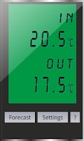 Screenshot of Thermometer Free