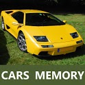 Cars Memory icon