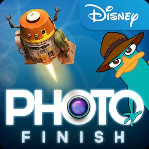 Disney Photo Finish