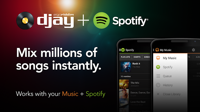 djay 2 - El # 1 DJ App - pantalla