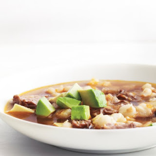 Pork and Hominy Stew Recipe
