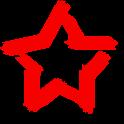 redstar Theme GO Launcher EX logo