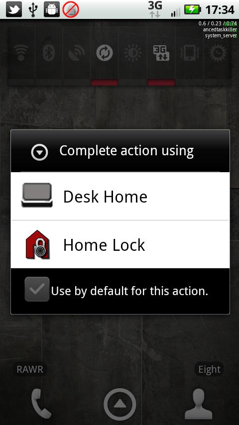 Home Lock - screenshot