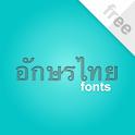 FlipFont New Thai Font Style icon