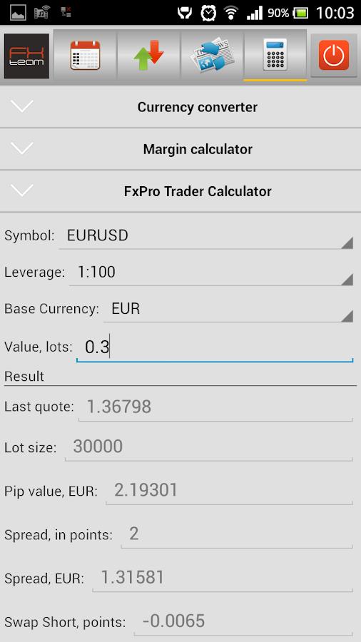 Economic Calendar | Forex Calendar | Economic News Calendar
