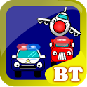 Baby Tap Vehicle Sounds icon