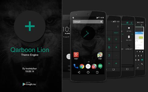 Qarbonn Lion v01