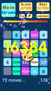Double 2048 = 4096 - náhled