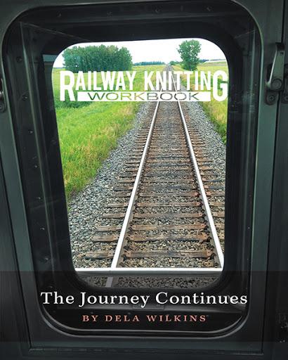 Railway Knitting Workbook cover