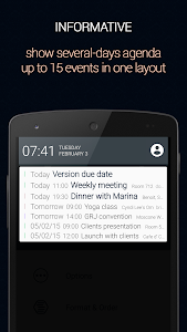 Calendar Status screenshot 3