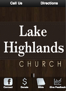 Lake Highlands Church - screenshot thumbnail