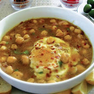 Lablabi (Tunisian Chickpea Soup) From 'The Heart of the Plate'.
